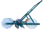 10-row Clean Seeder AP push planter