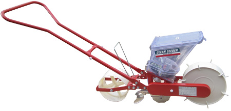 Clean Seeder TP large seed push planter