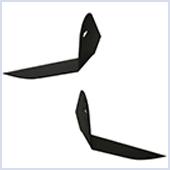 L-Blade style cultivators