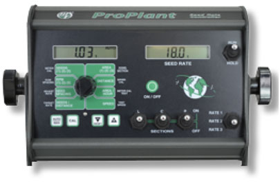 ProPlant Seed Rate Controller