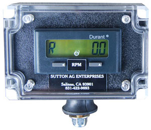 Sutton Ag Rate Meter