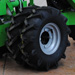 Double wheel traction kit for Wizard A series planters